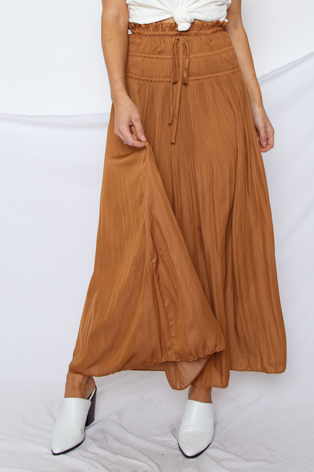 Sweet Like Cinnamon Maxi Skirt