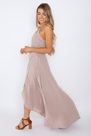 Janella Wrap Dress