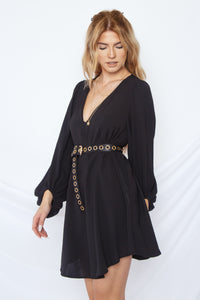 Alisha Dress Black