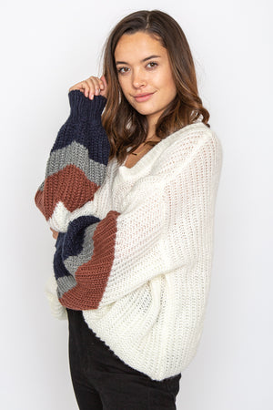 Karissa Sweater Ivory