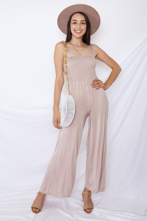 Half Moon Jumpsuit