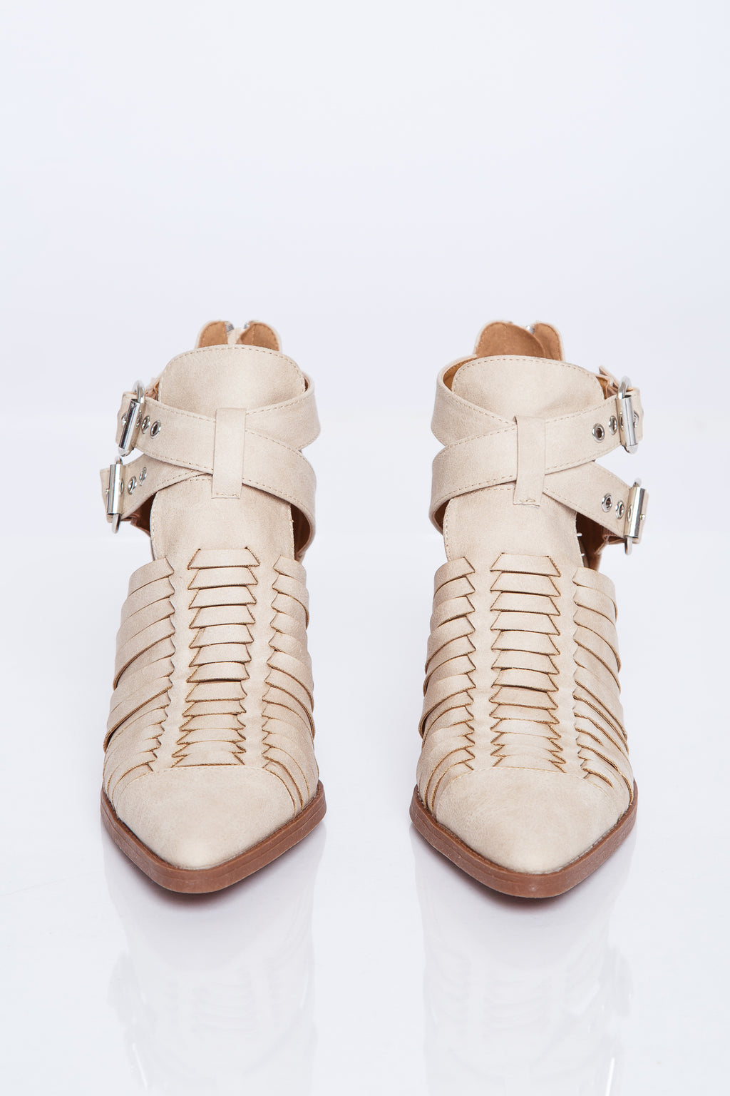 Zooey Cutout Bootie