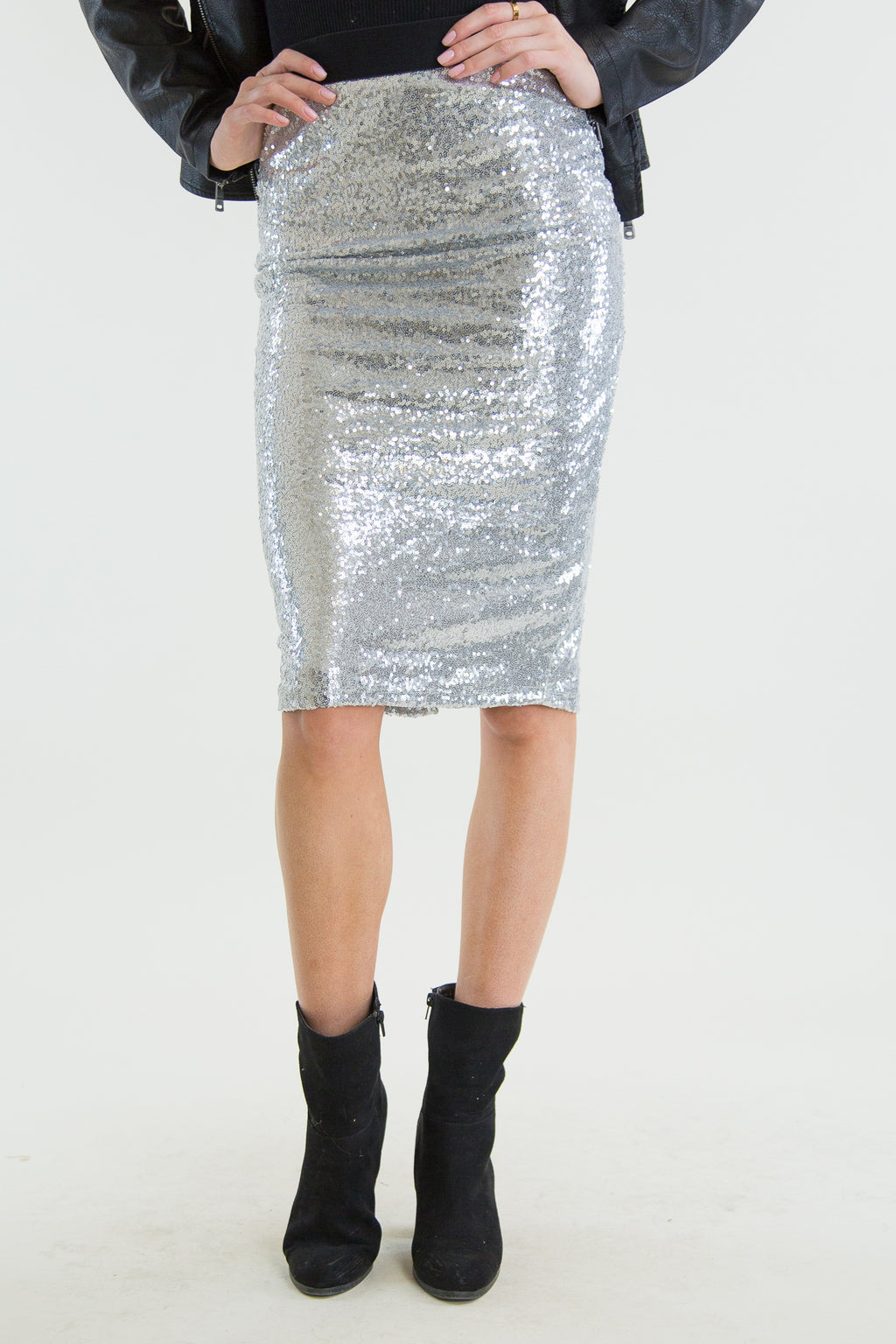 Holly Sequin Skirt