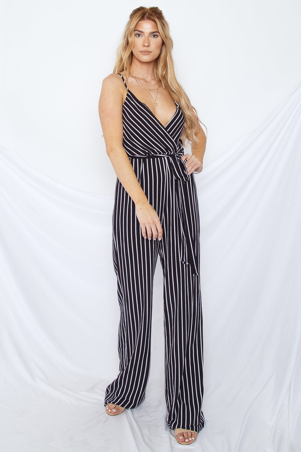 Pacifica Jumpsuit Black