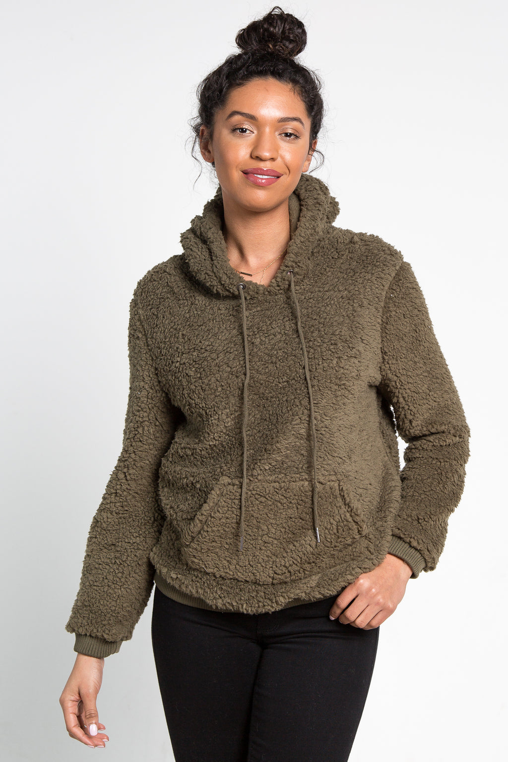 Carissa Sweater Olive