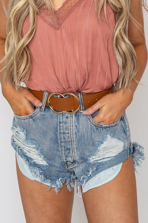 Cove Cuffed Shorts