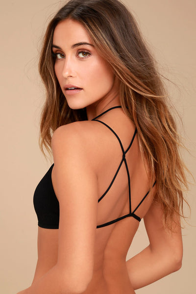 Free People High Neck Bralette