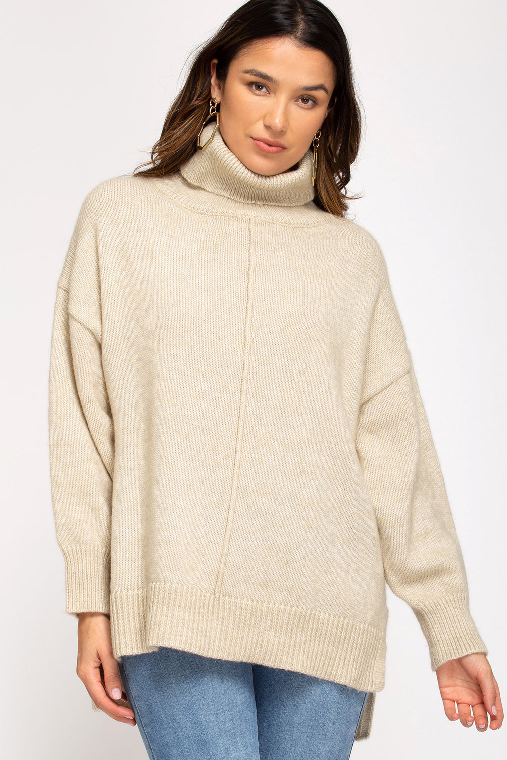 Nola Turtleneck Sweater