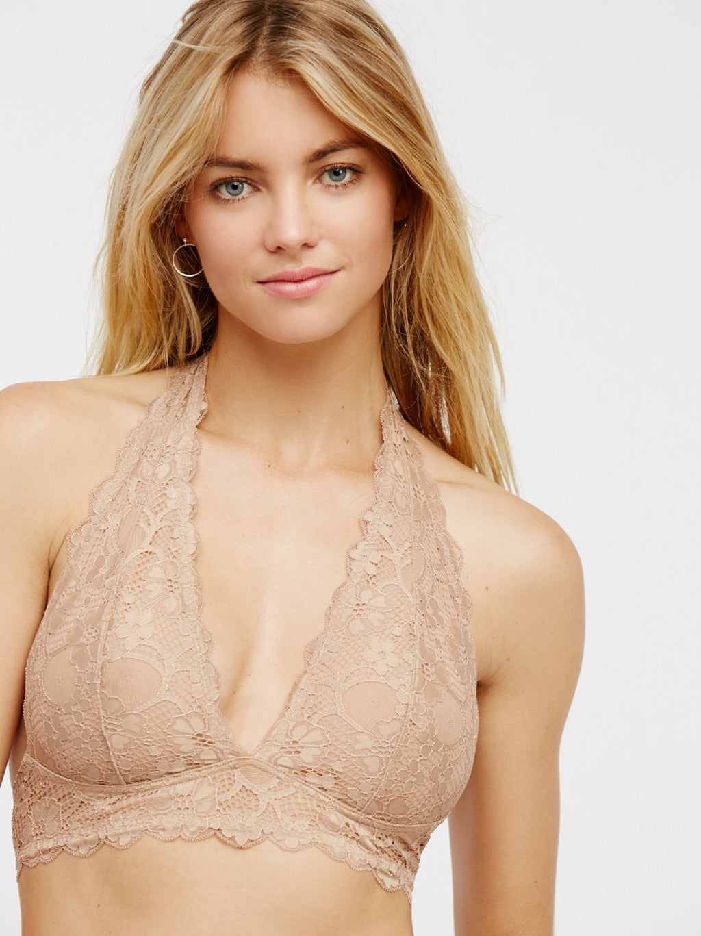 Free People Galloon Lace Bralette