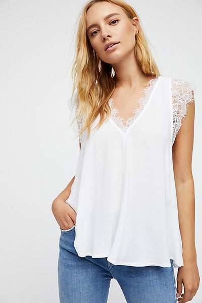 Free People Lovin' On You Top