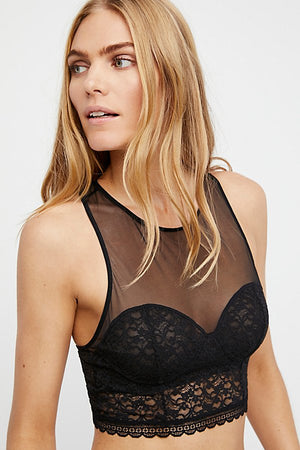 Free People Stay With Me Soft Bra