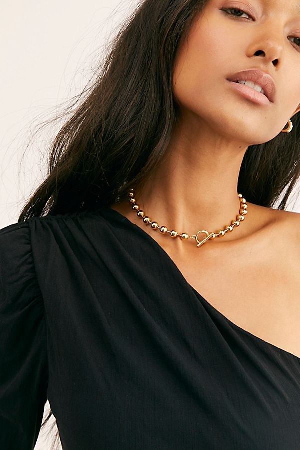 Gia Choker Necklace