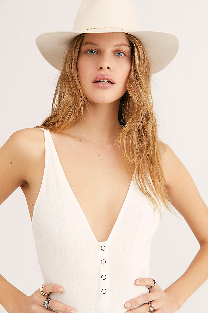 Free People Larissa Bodysuit