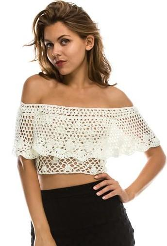 Wavery Crop Top