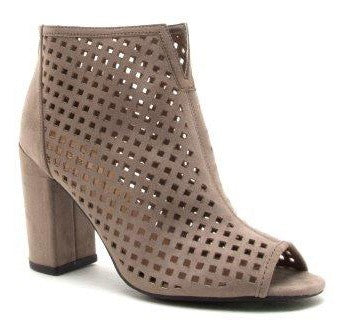 Chester Peep Toe