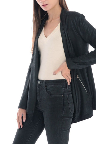 Carina Draped Jacket