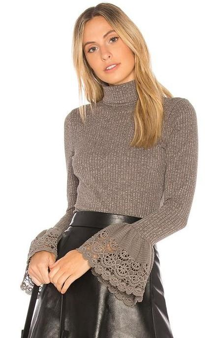 Valerie Turtleneck Top