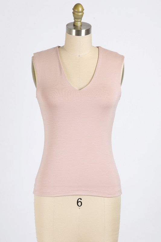 Felicity Top Dusty Rose