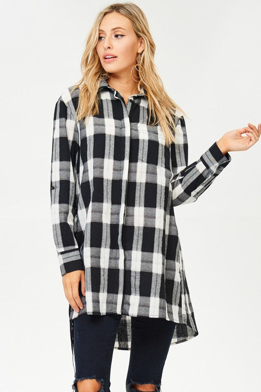 Kourtney Tunic Blouse