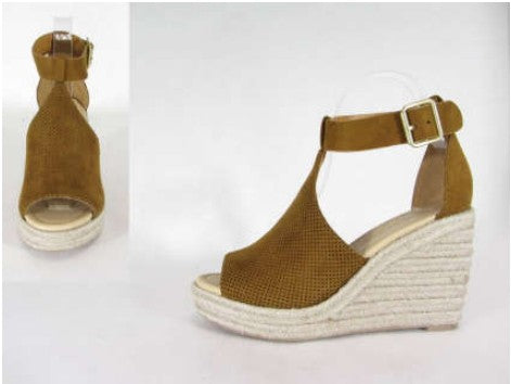 Casier Wedge Tan