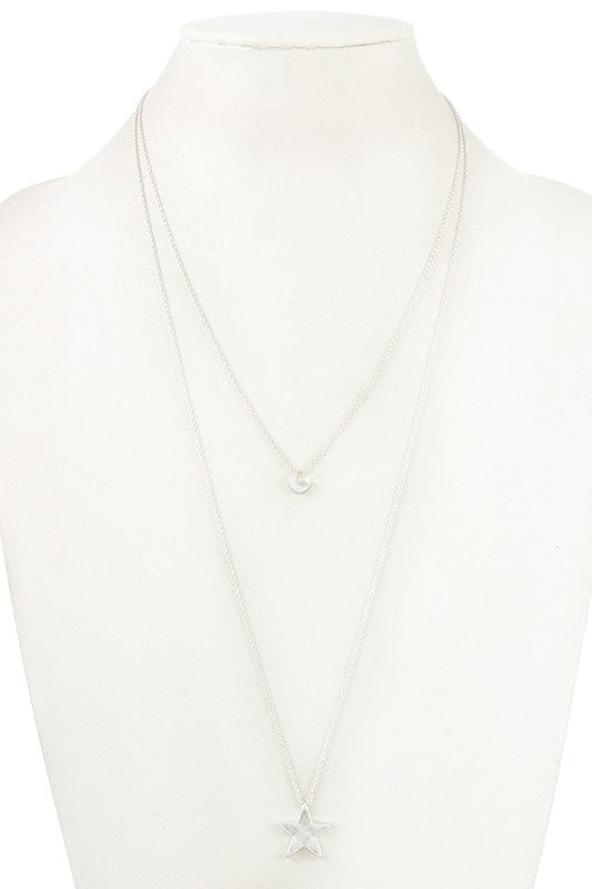 Dede Star Necklace