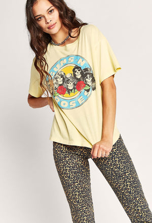 Guns N' Roses Welcome To The Jungle Boyfriend Tee