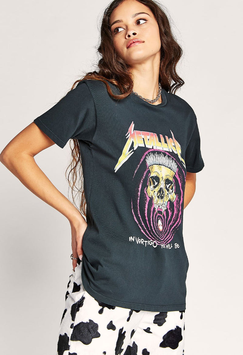 Metallica In Vertigo Weekend Tee