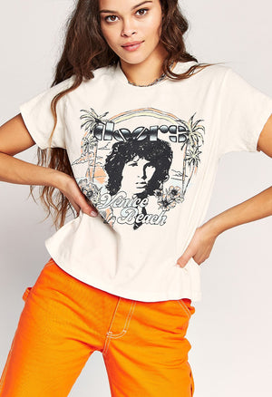 The Doors Venice Beach Girlfriend Tee