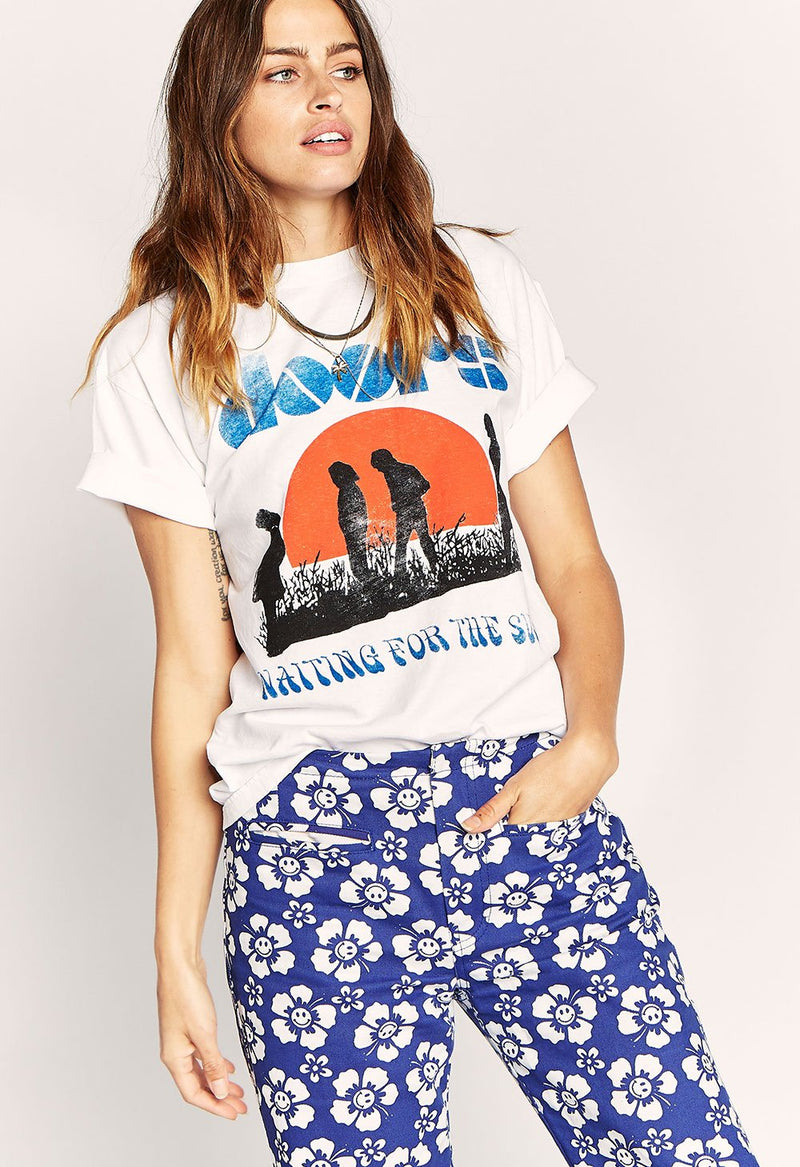 The Doors Waiting For The Sun Oversized Tee