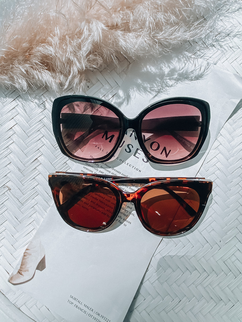 Luxe Oversized Sunnies