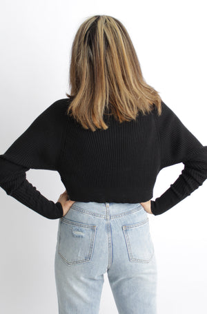 Leana Cropped Sweater