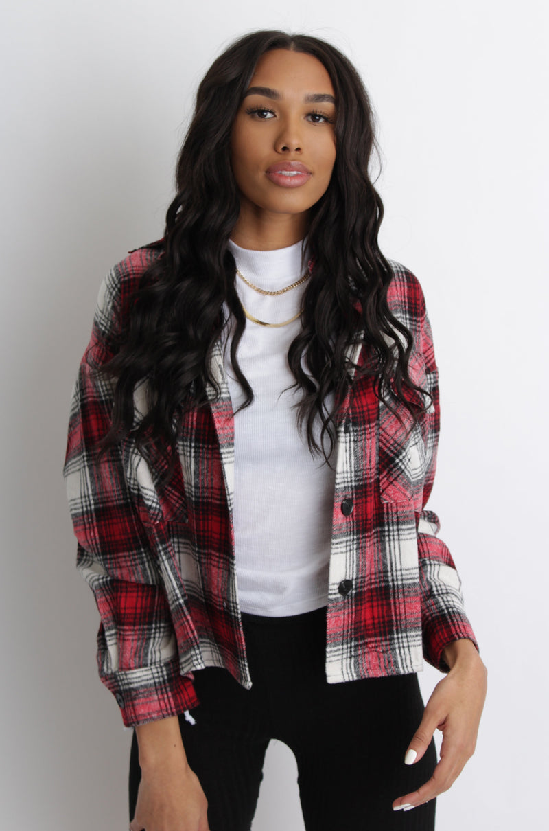 Cabin Plaid Jacket