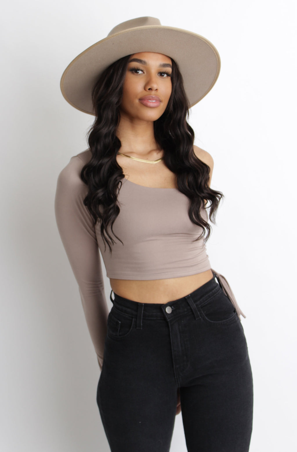 Collin Crop Top