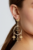 Lucky Star Earrings