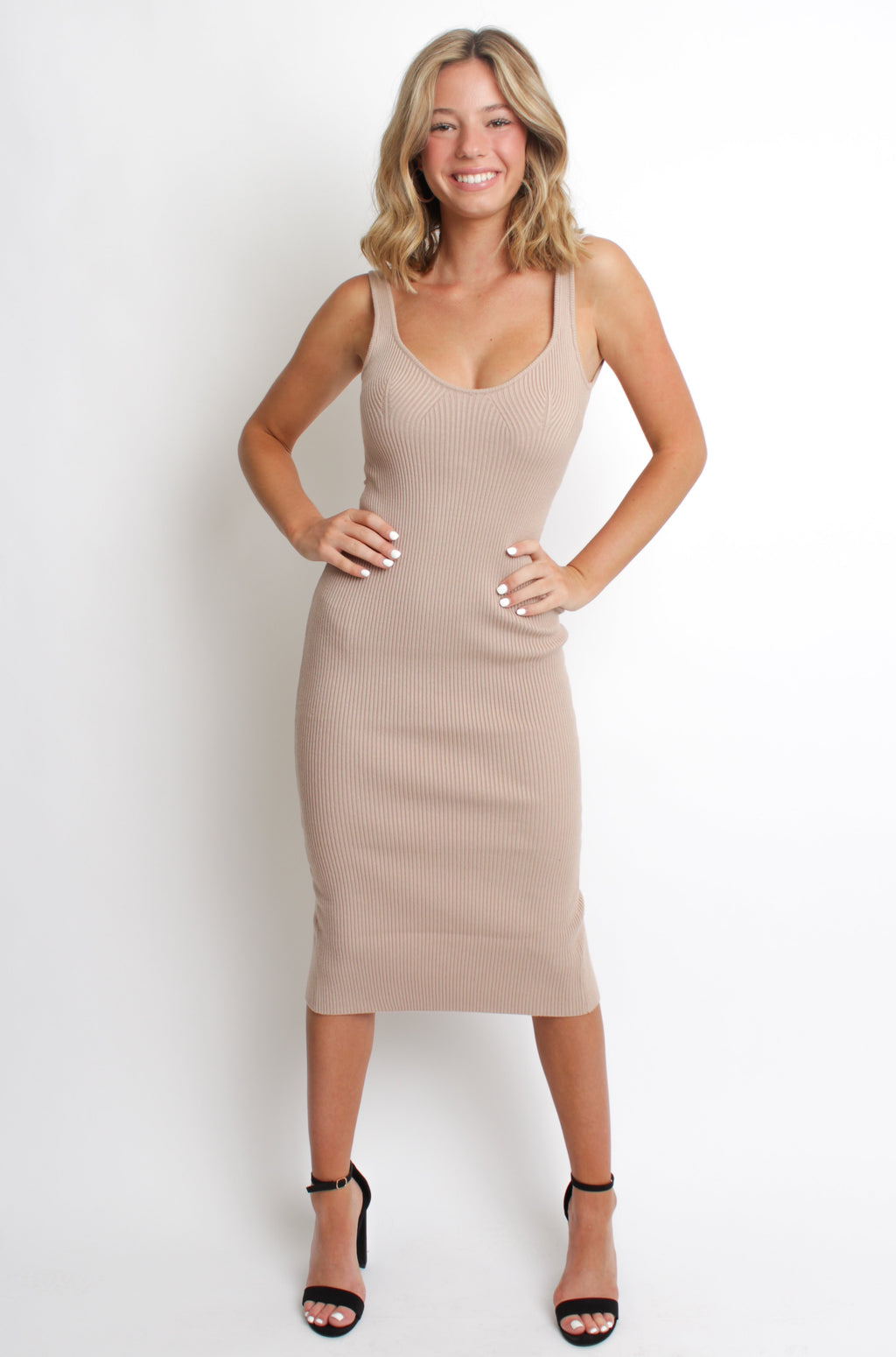 Lifestyle Midi Dress