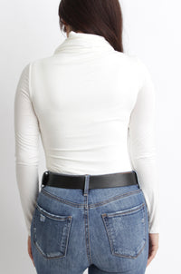 Valeria Turtleneck Top