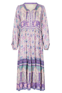Spell Poinciana Gown - Lilac