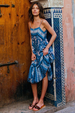 Spell Zahara Midi Dress