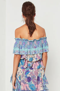 Spell Siren Song Off the Shoulder Top