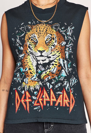 Def Leppard All Time High Rocker Muscle Tank
