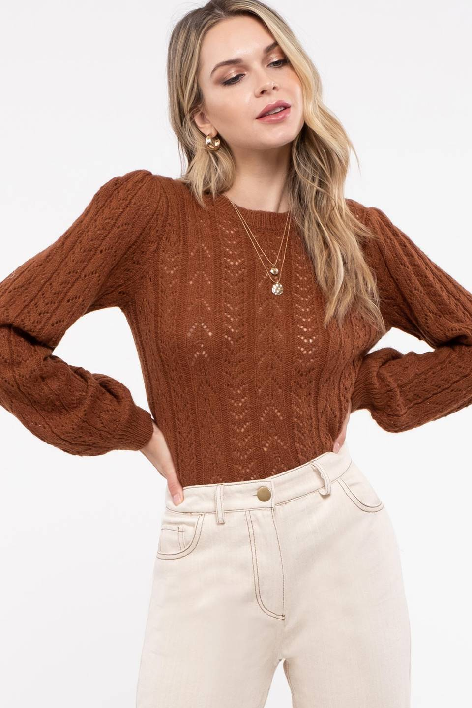Giovanna Sweater