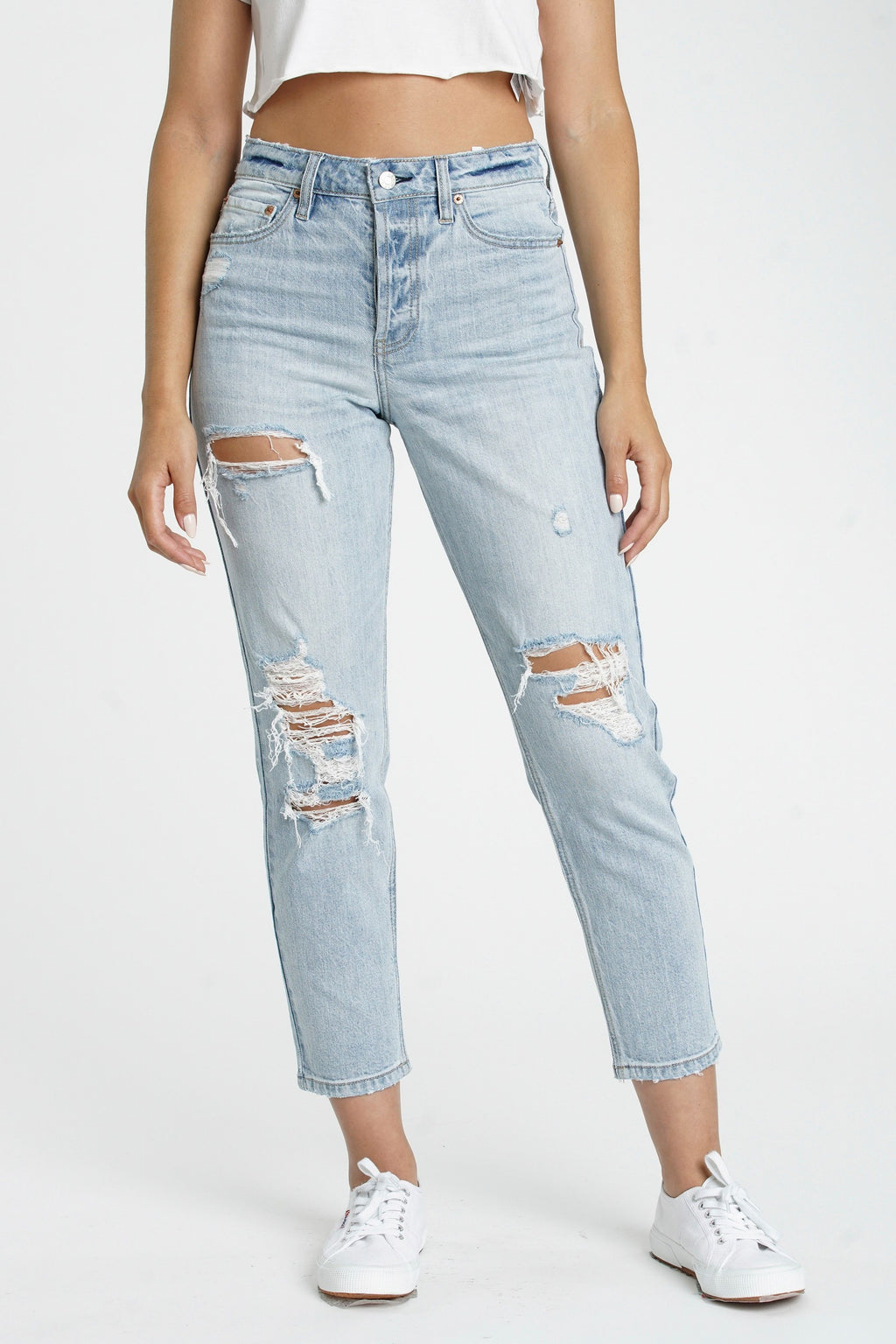 The Original High Rise Mom Jean