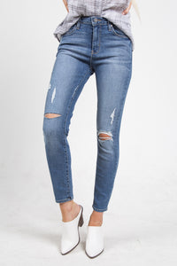Destiny Distressed Skinnies