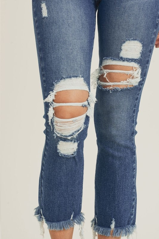 Kendall Distressed Jeans