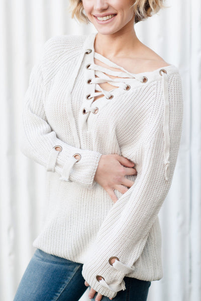 Luxe Sweater