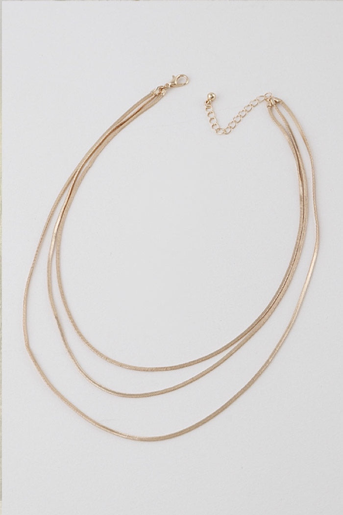 Claira Layered Necklace