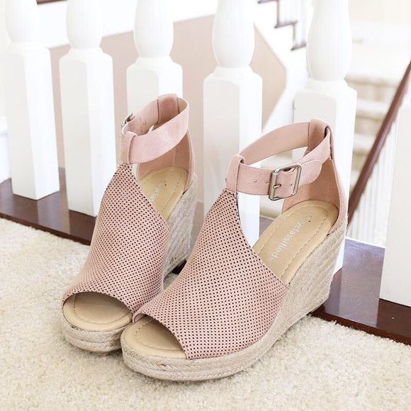 Casier Wedge Mauve