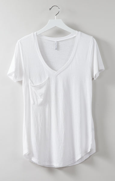 Tops - The Pocket Tee