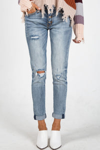 Girlfriend Ankle Jean