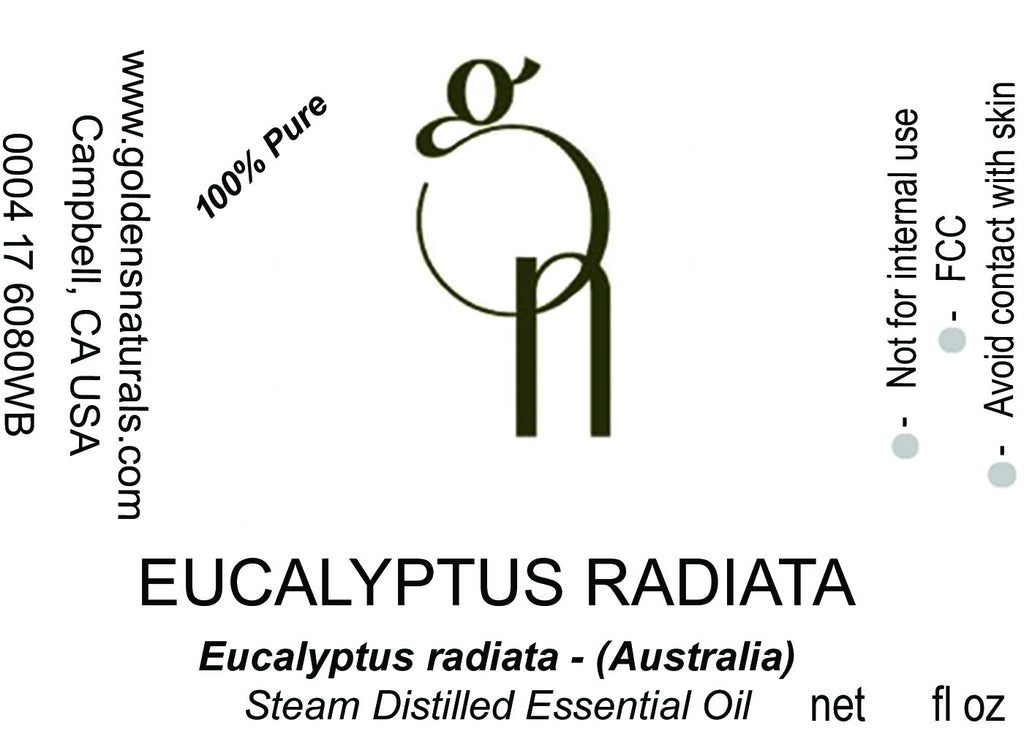Eucalyptus Essential Oil - Wholesale/Bulk, Essential Oils, Golden's Naturals - Golden's Naturals = quality essential oils at affordable prices
